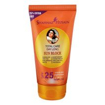 Shahnaz husain Total Care Day Long Sun Block (SPF 25) 80gm + 20gm