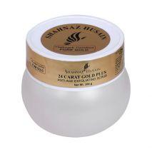 24 carat gold anti age exfoliating scrub 200 gm
