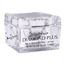 Shahnaz husain Diamond Plus Skin Nourishing Cream - 40 Gm