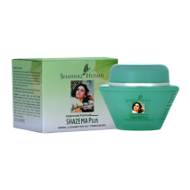 Shahnaz husain Shazema Plus - Herbal Cleanser for Oily / Problem Skin - 40 Gm