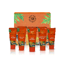 Shahnaz husain 5 Step Papaya kit