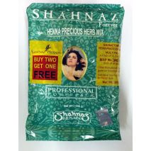 Shahnaz Husain forever Henna Precious Herb Mix - 3x200 Gm (Combo Pack)