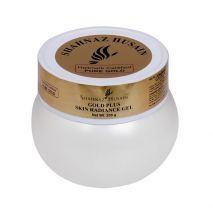 Shahnaz Husain Nature's Gold Skin Radiance Gel - 200 Gm