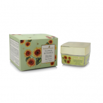 FLOWER BOTANICS PINK LOTUS SUNFLOWER DAY CREAM