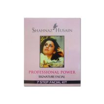 Shahnaz husain professional power signature facial