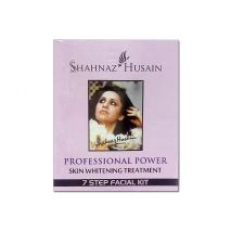 Shahnaz husain professional power skin whitening treatment kit