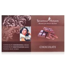 Shahnaz husain chocolate kit