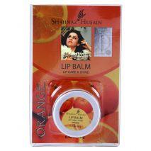 Shahnaz Husain Shashine  lip balm orange