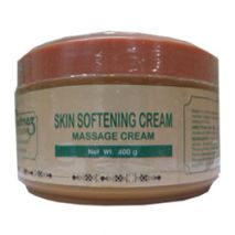 Prof p skin softening massage cream 400 gm