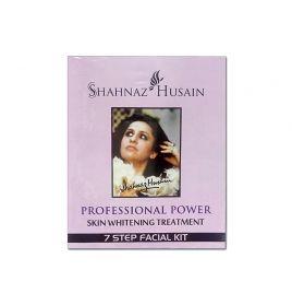 Shahnaz husain professional power skin whitening treatment kit